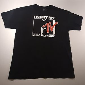 I Want My MTV Music Television Officially Licensed